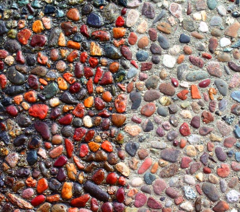 Лак для камня с мокрым эффектом